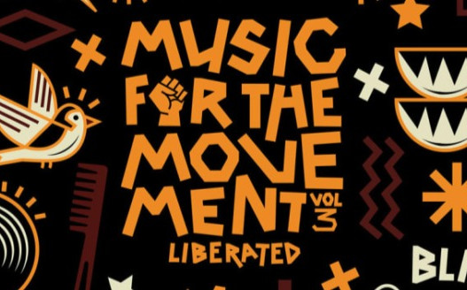 NEW ALBUM: VARIOUS ARTISTS   LIBERATED / MUSIC FOR THE MOVEMENT VOL. 3 (EP)