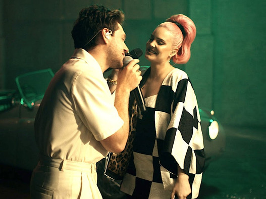 LIVE PERFORMANCE: ANNE MARIE & NIALL HORAN   OUR SONG (LIVE ON THE TONIGHT SHOW)