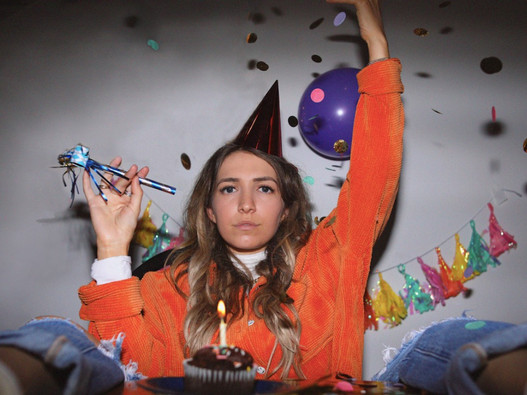 NEW MUSIC: LISA HELLER   PITY PARTY