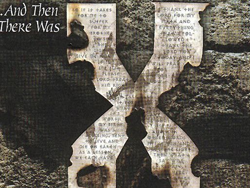 ALBUM THROWBACK: DMX   ...AND THEN THERE WAS X (1999)