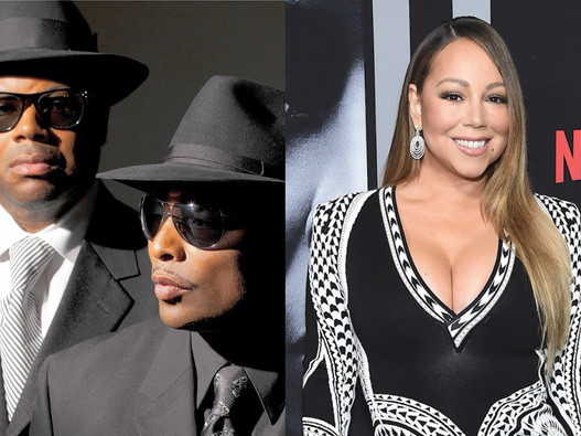 NEW MUSIC: JIMMY JAM & TERRY LEWIS   SOMEWHAT LOVED (FEAT. MARIAH CAREY)