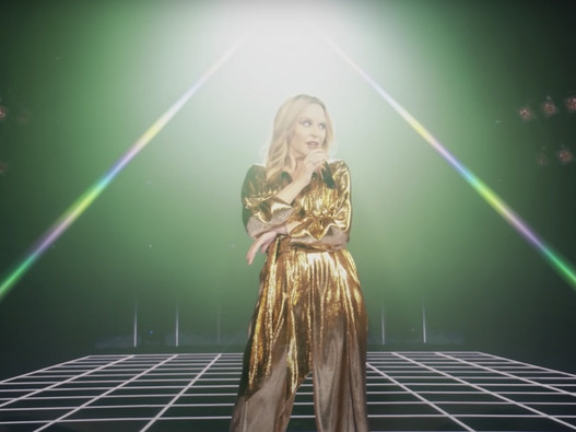 NEW MUSIC: KYLIE MINOGUE   MARRY THE NIGHT (FROM BORN THIS WAY REIMAGINED)
