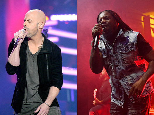 NEW MUSIC: DAUGHTRY | HUNGRY STRIKE (FEATURING LAJON WITHERSPOON)