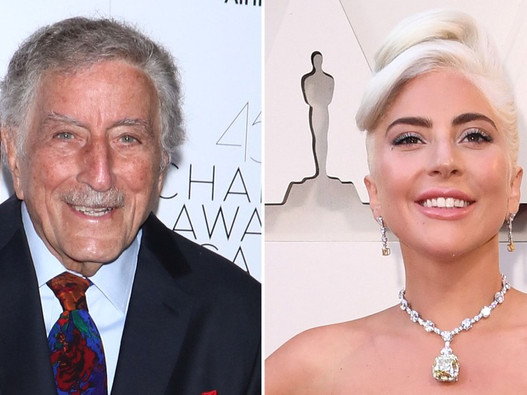 NEW MUSIC: TONY BENNETT & LADY GAGA | I GET A KICK OUT OF YOU