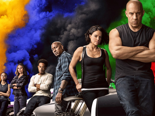 NEW ALBUM: VARIOUS ARTISTS | FAST & FURIOUS 9: THE FAST SAGA (ORIGINAL MOTION PICTURE SOUNDTRACK)