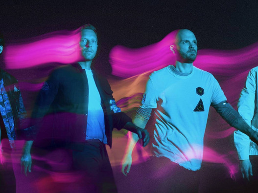 NEW MUSIC: COLDPLAY | HIGHER POWER (ACOUSTIC VERSION)