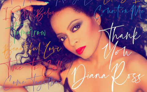 NEW MUSIC: DIANA ROSS | THANK YOU