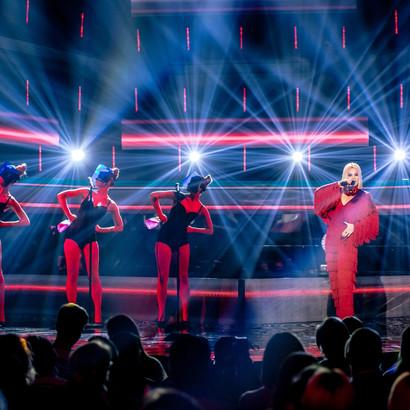 Samanta Tina: 'Z Studio Concert'