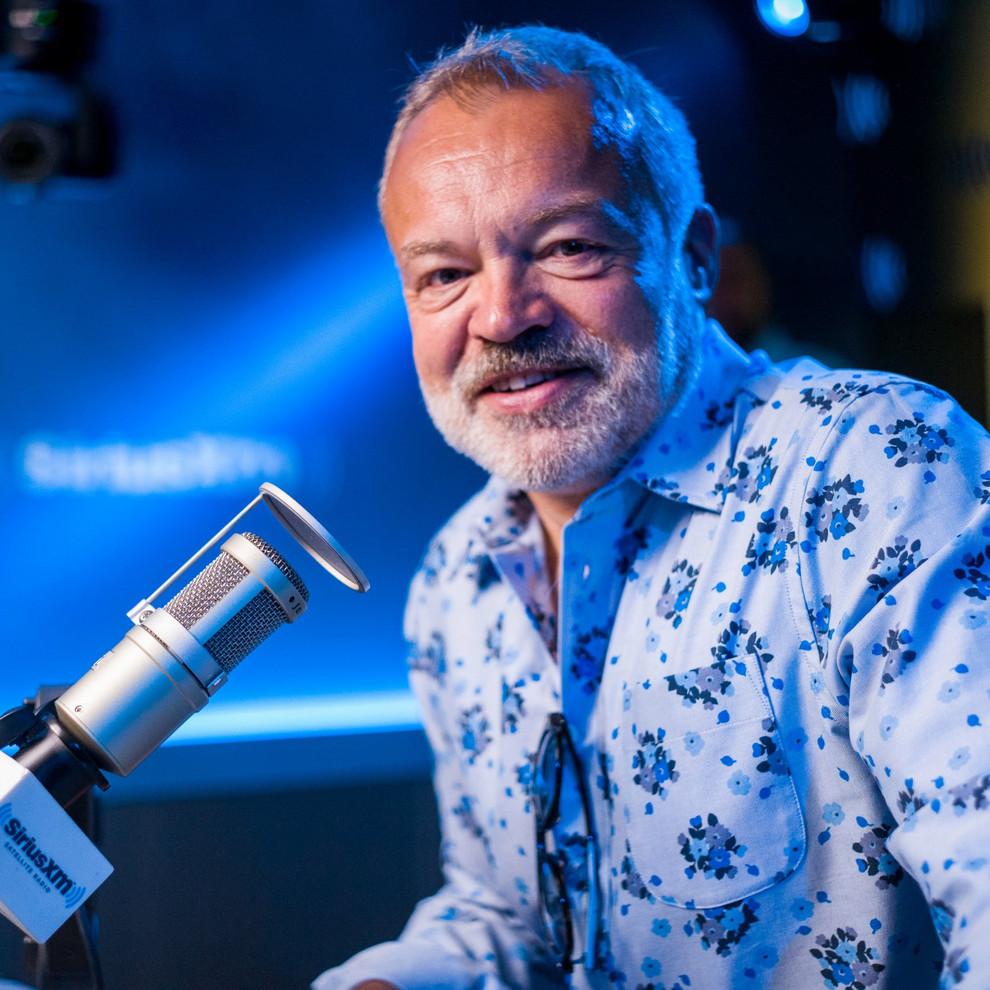 The Graham Norton Podcast