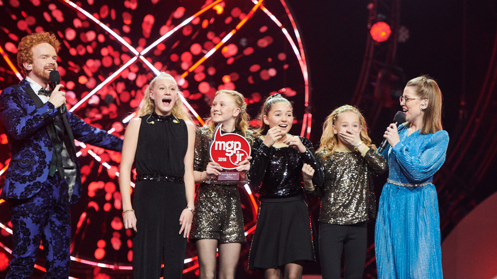 Melodi Grand Prix Junior