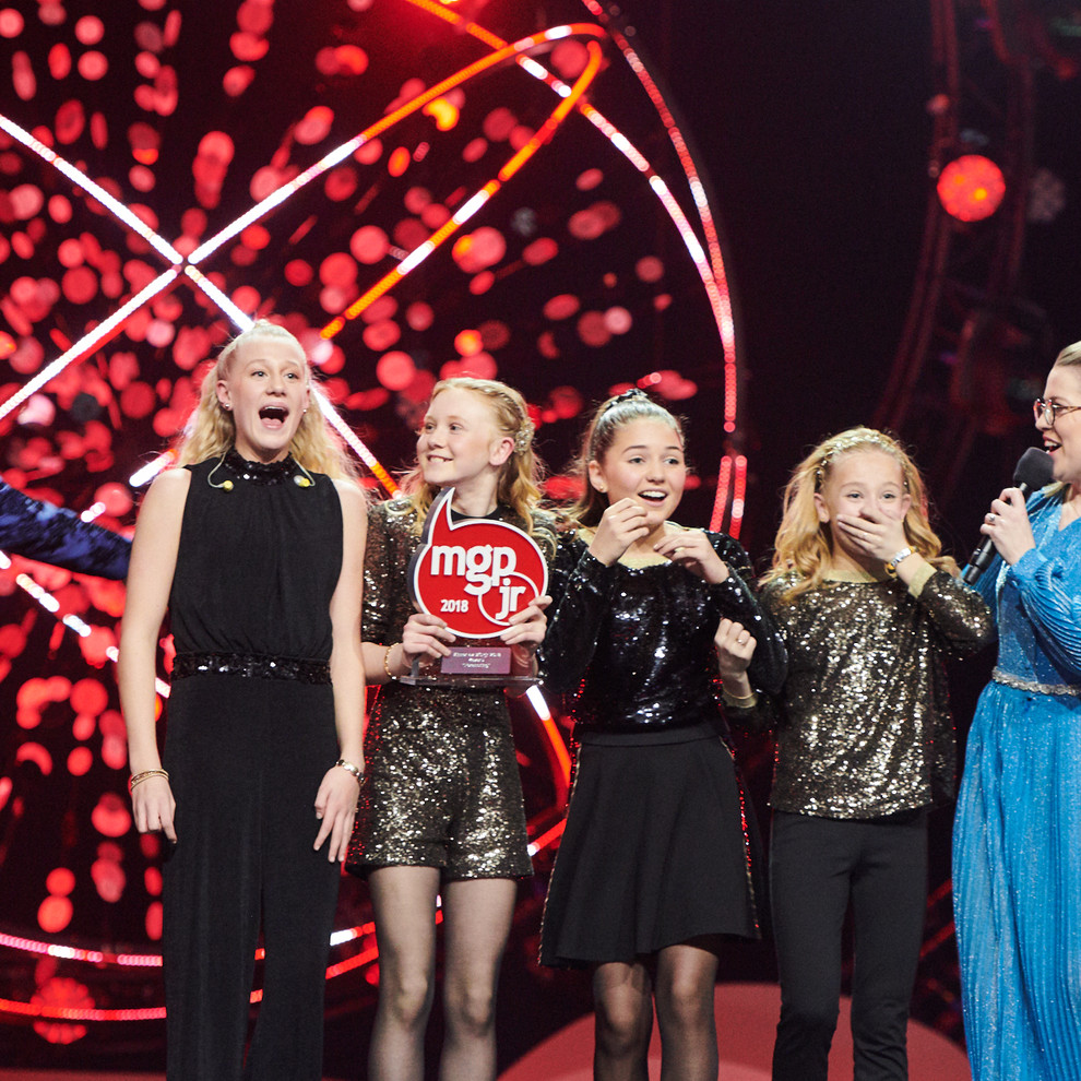 Melodi Grand Prix Junior