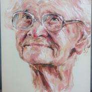 Mam-gu Hughes / My great grandmother
