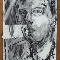 Hunanbortread / Self-portrait