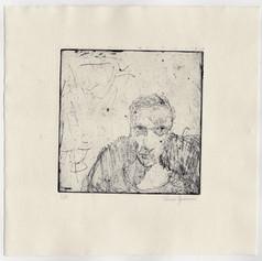 Hunanbortread II / Self-portrait II