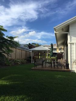 Bangalow residence