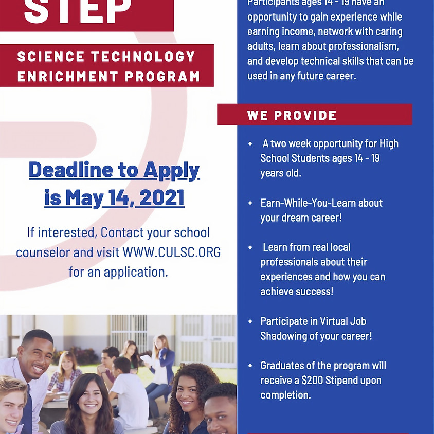 STEP: Science Technology Enrichment Program