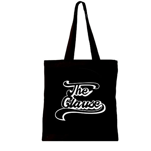 The Clause Logo Tote Bag