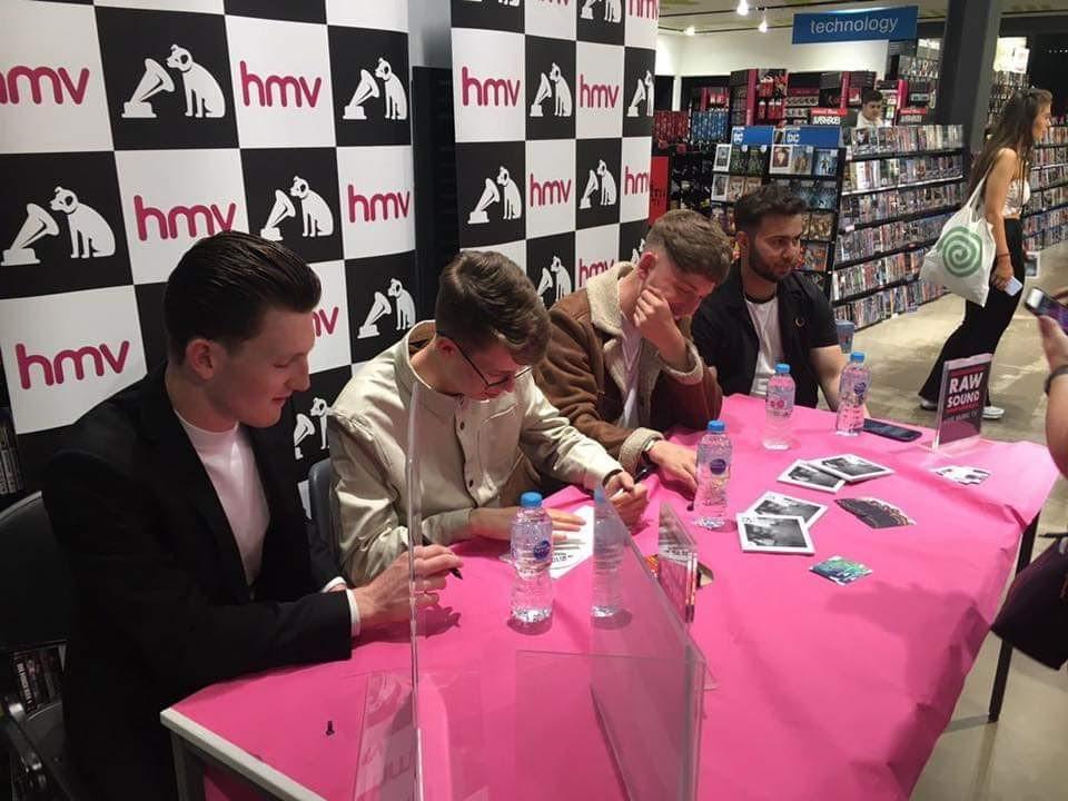 HMV Merry Hill IME Release