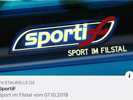 """Filstalwelle """"Sportif"""" berichtet über den Heimkampf letzten Samstag"""