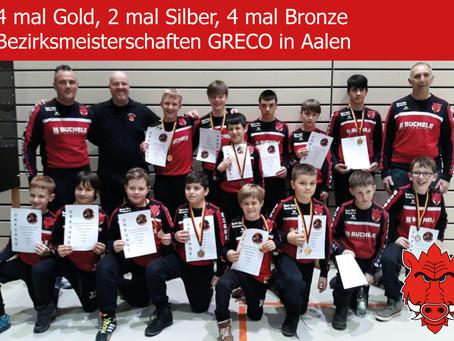 Gold, Silber und Bronze für unsere Jugendringer