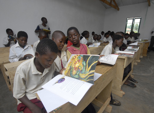 Reopening Malawi schools: Ganet's Adventure School COVID-19 update
