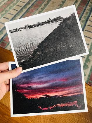 Postcard Prints | AUGUST