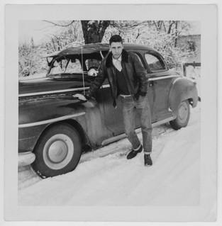 """""""Pony Boy"""" (Grandpa Gene). Morton, Washington c. 1950"""