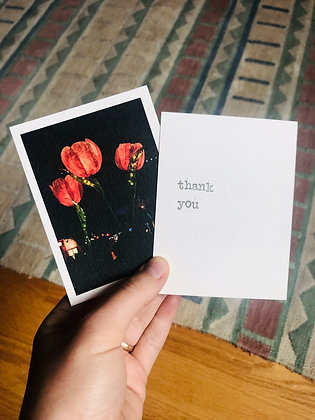 Thank You Cards | MINI