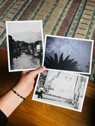 Postcard Prints | OAXACA II
