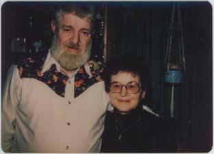 Grandma Valeria and Grandpa Zeke. c. 1965