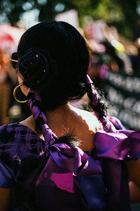 Morado (Historic International Women's Day protest march)