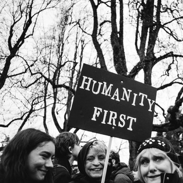 Women's March Olympia 2018