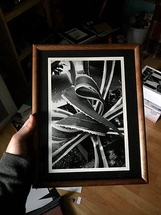 Custom Wood-Framed Print | MAGUEY