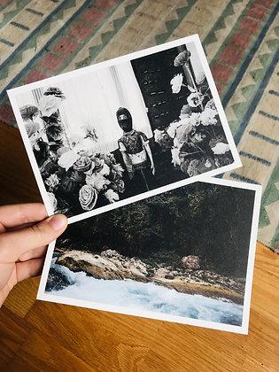 Postcard Prints | ZAPATISTA TERRITORY