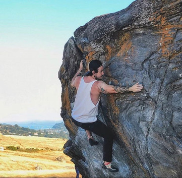 Cyrus at Turtle Rock