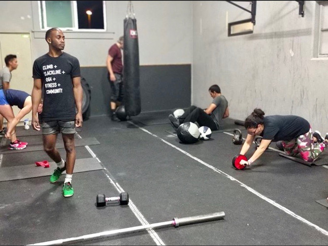 Strength + Conditioning with Jason