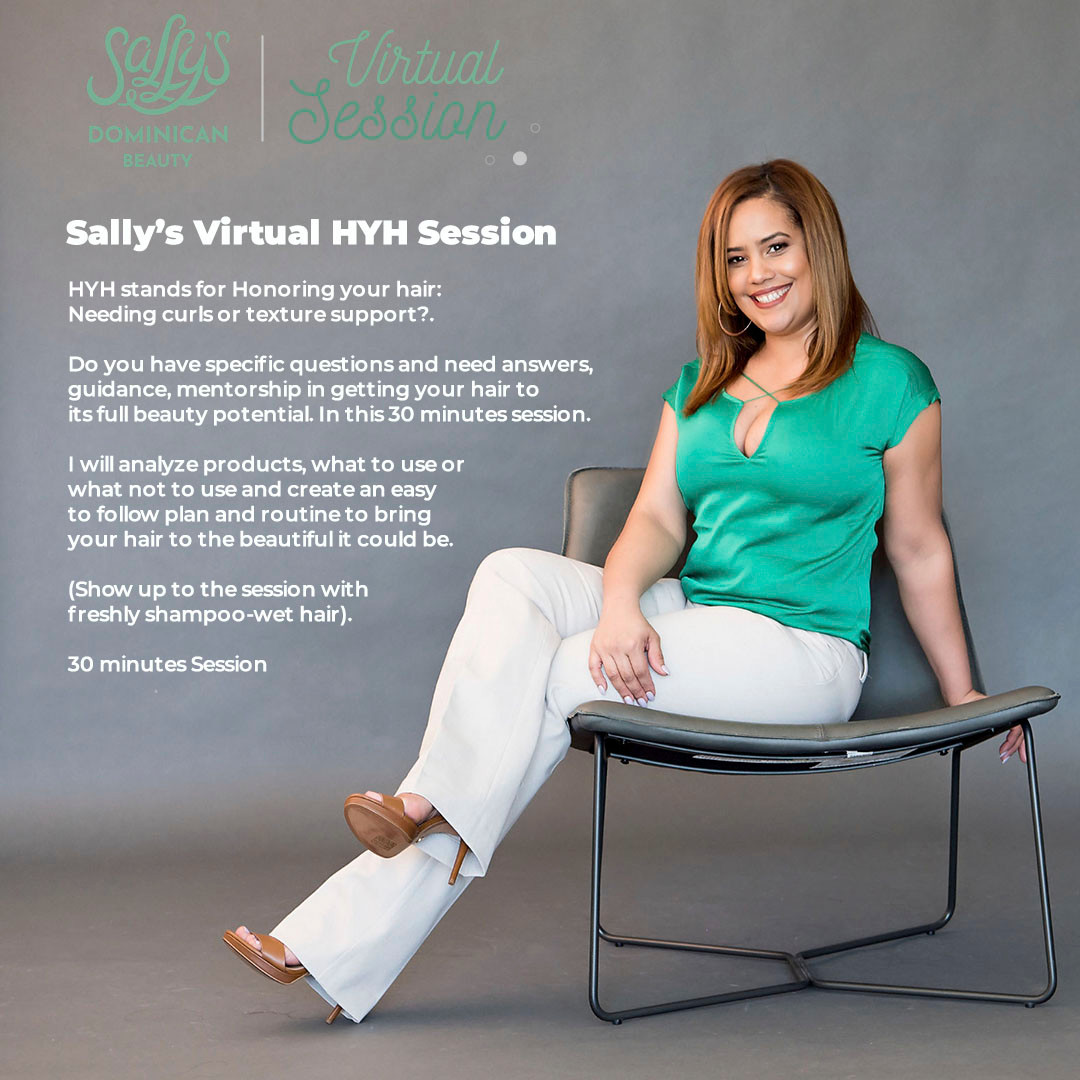 Sally's Virtual HYH Session