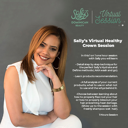 Sally's Virtual Healthy Crown