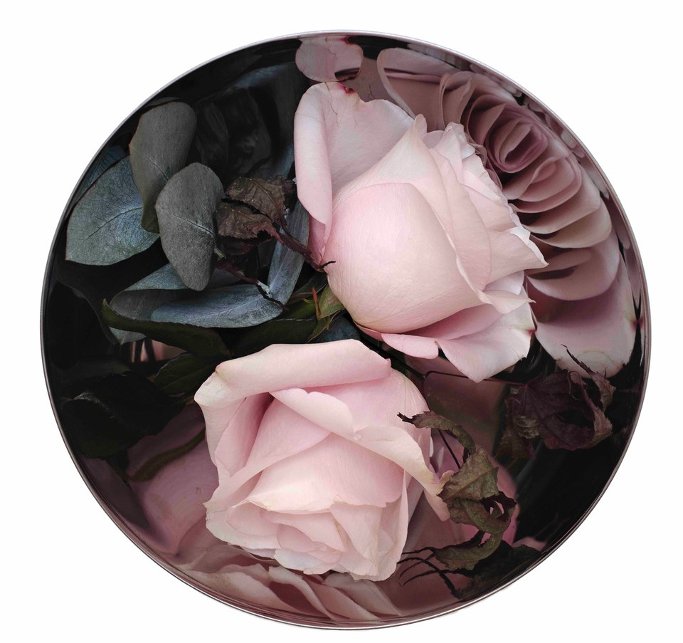 pink rosebowl
