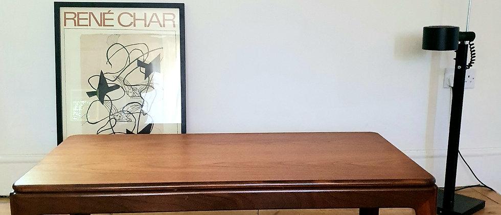 Vintage Solid Teak Coffee Table by G Plan