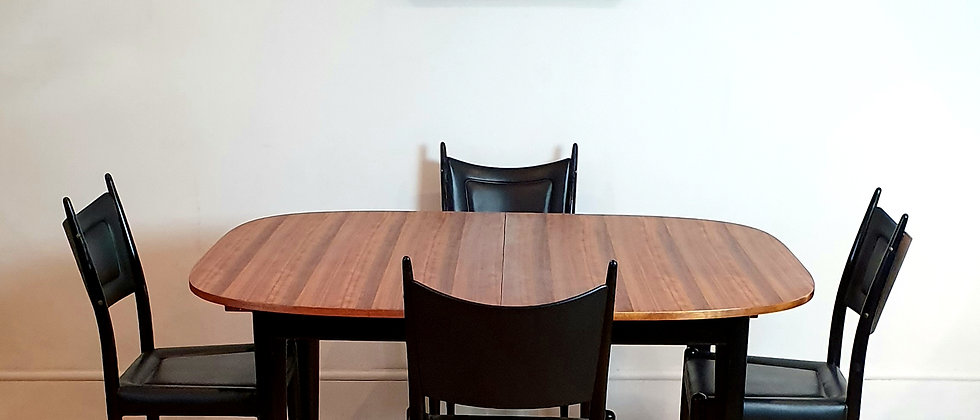 Vintage Librenza Extending Table By E Gomme For G Plan