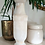 Thumbnail: Hand Carved White Marble Large Vase