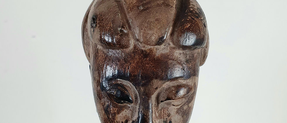 Early 20th Century Chinese Ceramic Figurine