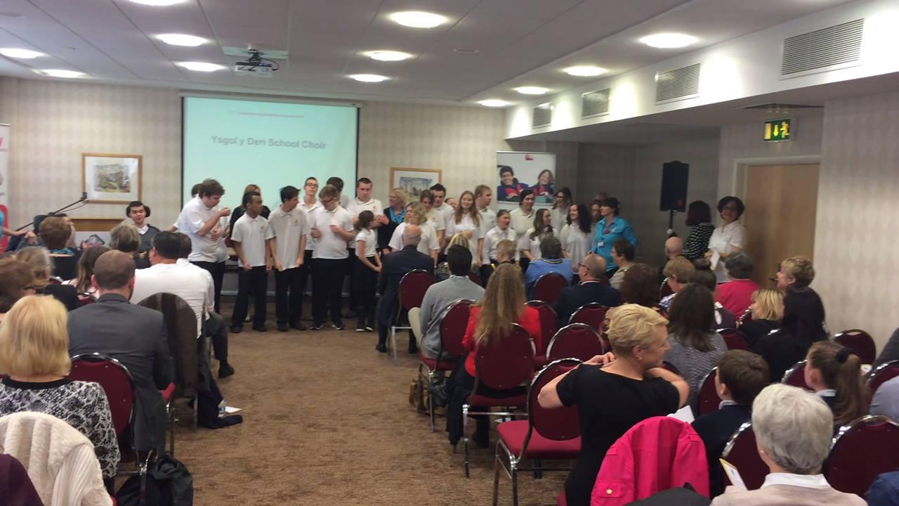 Ysgol Y Deri Choir