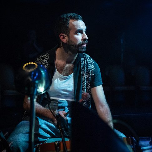 Ghost Quartet-Boulevard Theatre 2019