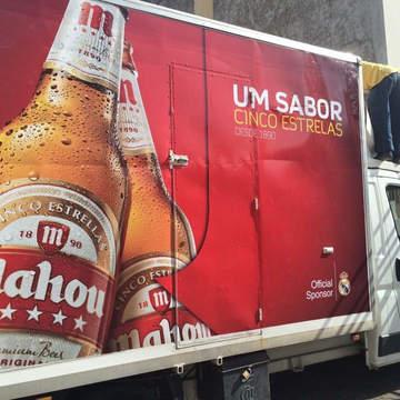 Cerveja Mahou