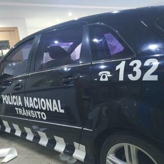 Deco Design - Policia Nacional Cabo Verd