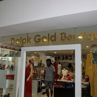 Deco Design - Dalpk Gold