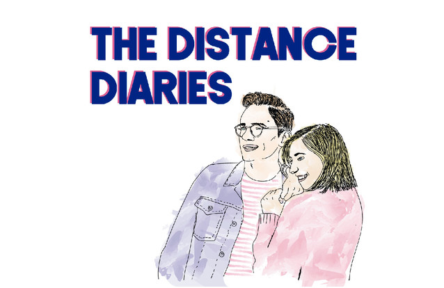 the distance diaries.