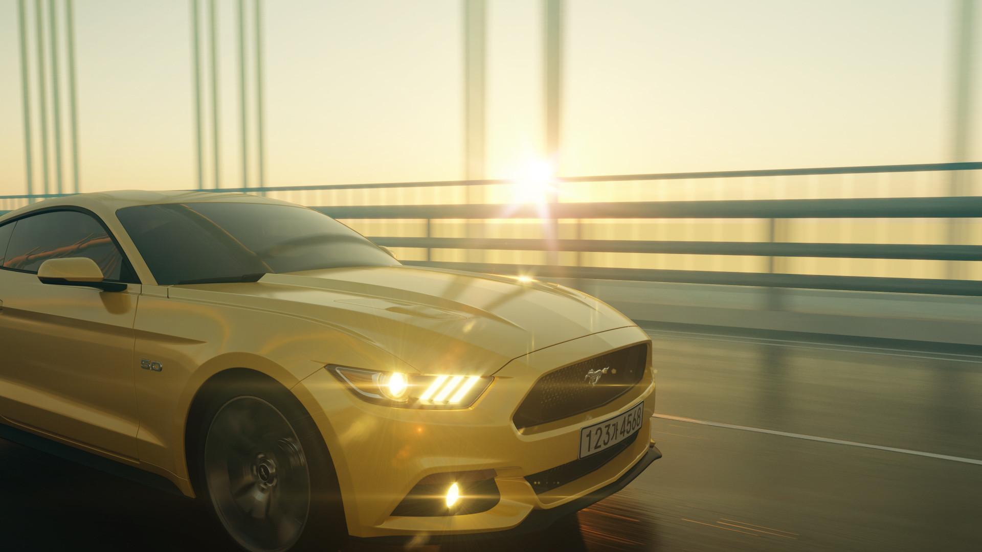 Busan Mustang